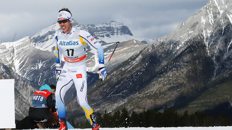 Marcus Hellner under Ski Tour Canada 2016