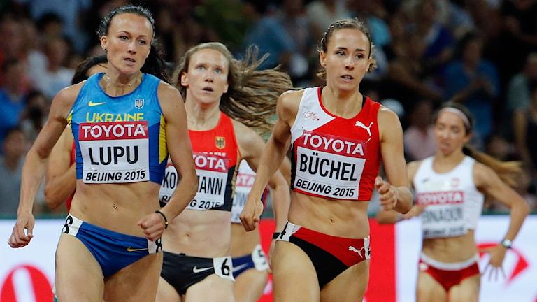 Natalija Lupu är en av många idrottare som har testa positivt för meldonium.