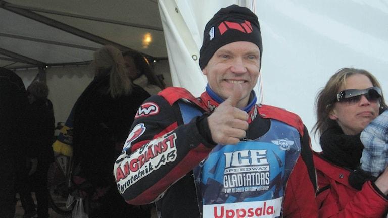 Stefan Svensson, arkivbild. Foto: Janne Rindstig/SR