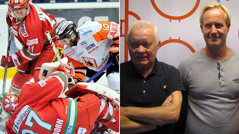 SHL-jumbon borde åka ur direkt, tycker L-G Jansson och Magnus Wahlman.