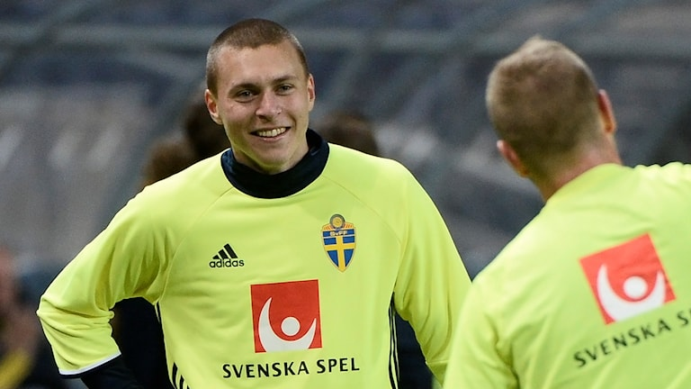 Victor Nilsson Lindelöf.