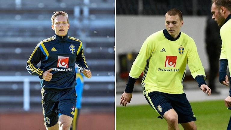 Augustinsson och Nilsson Lindelöf.