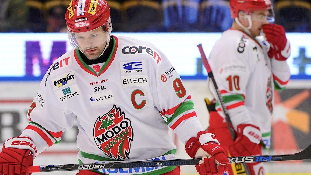 Modo leder kvalserien med 2-1 i matcher inför kvällens möte i Leksand.