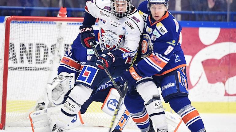 Växjö-Linköping i kvartsfinal 6:7.