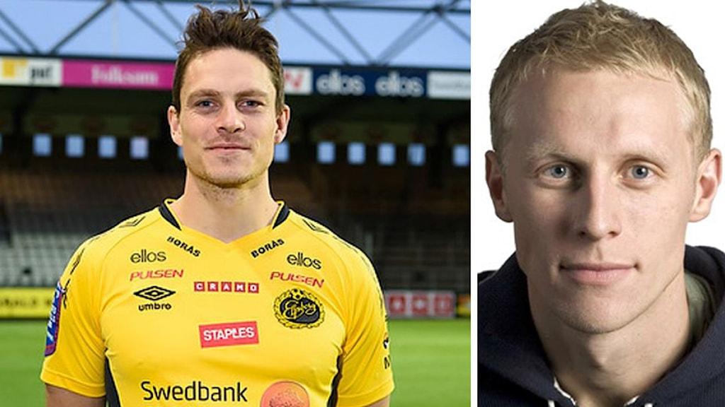 Jörgen Horn blir viktig för Elfsborg. Foto: Elfsborg.se och SR