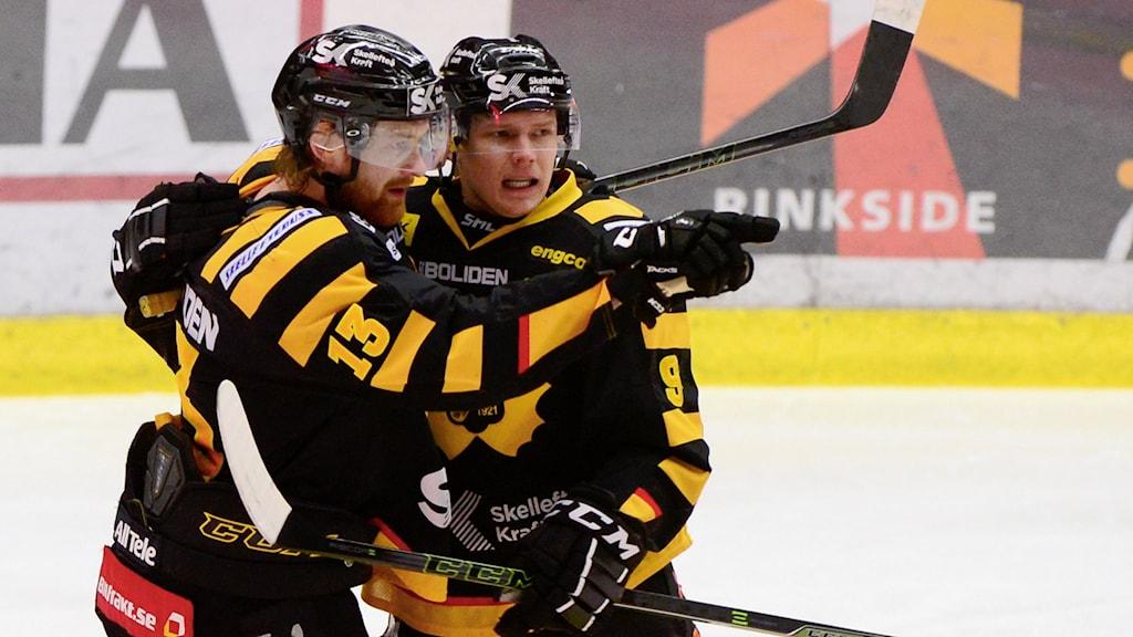 Robert Granström / TT