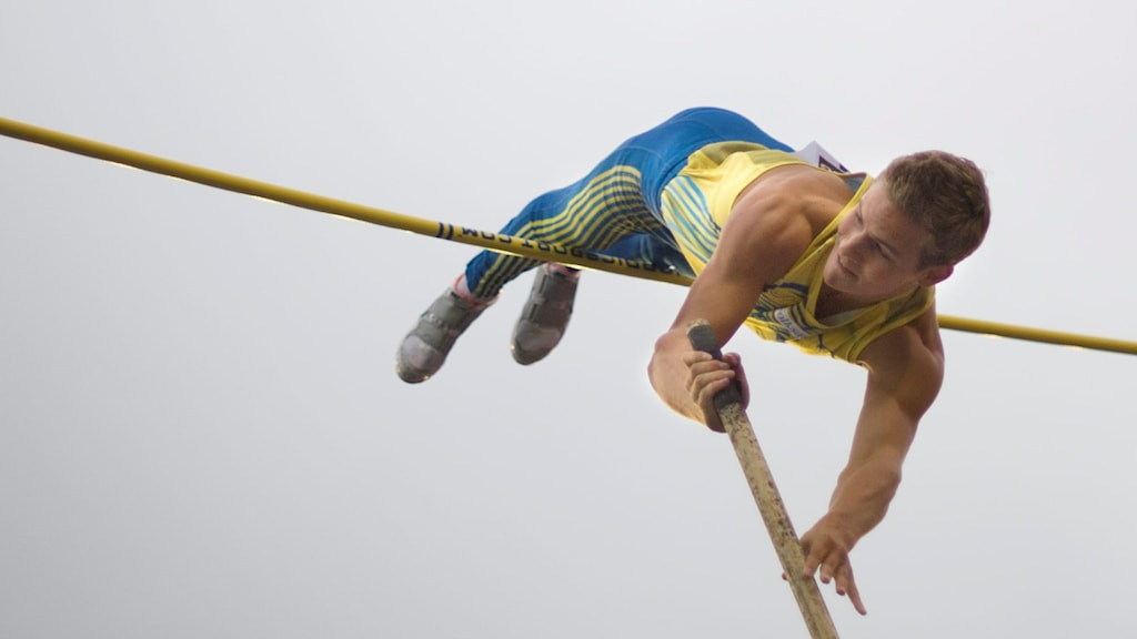 Melker Svärd Jacobsson, arkivbild från 2012.