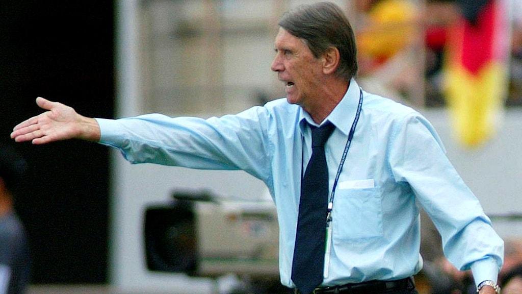 Cesare Maldini var bland annar förbundskapten för Paraguays landslag. Foto: AP Photo/Beth A. Keizer/TT