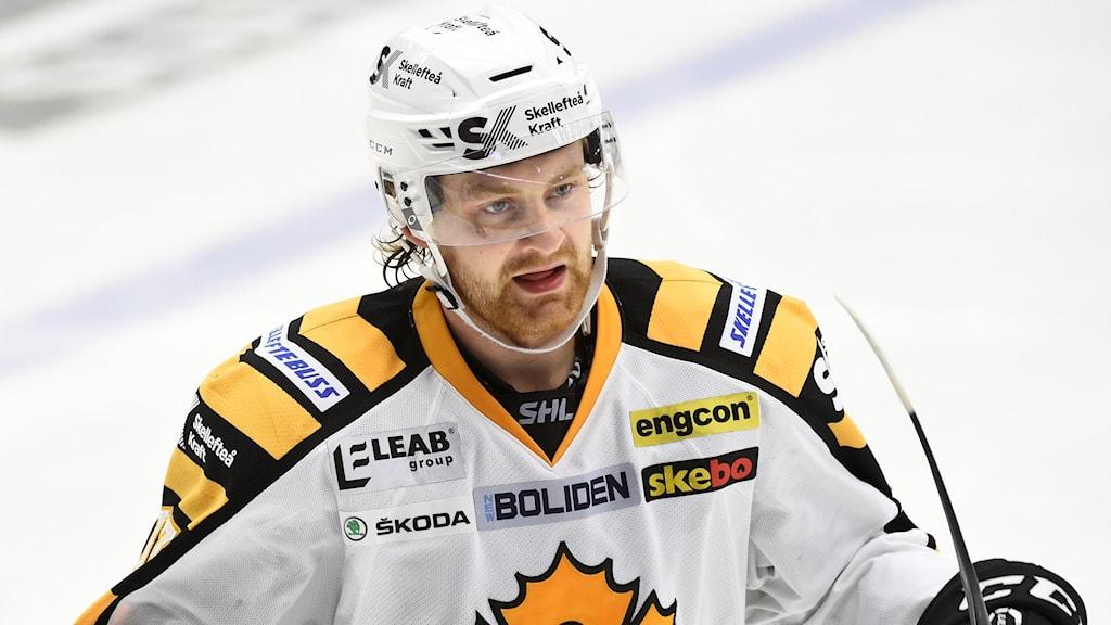 Mattias Ritola i Skellefteåtröjan