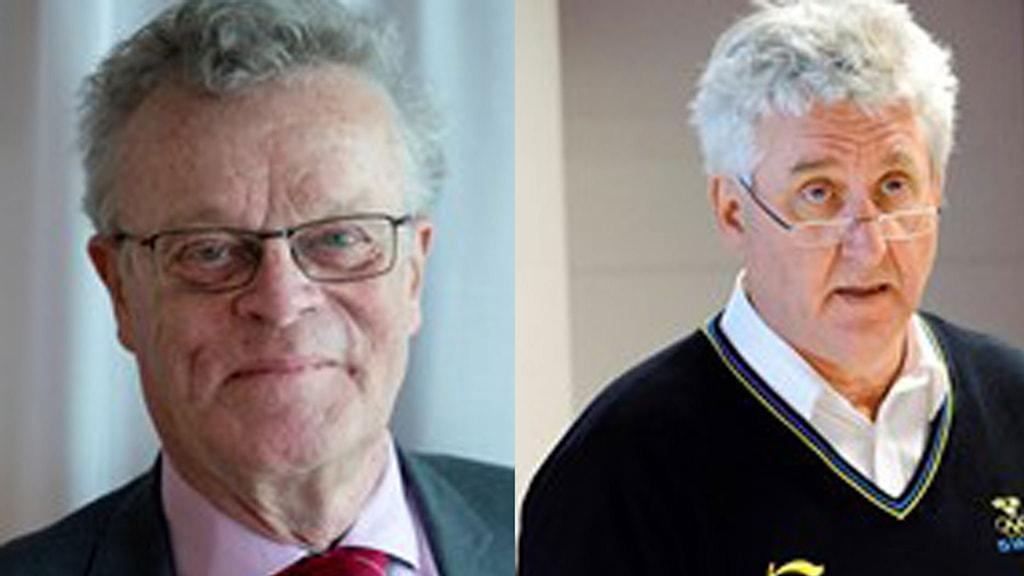 Björn Eriksson och Stefan Lindeberg 2048. Foto: TT