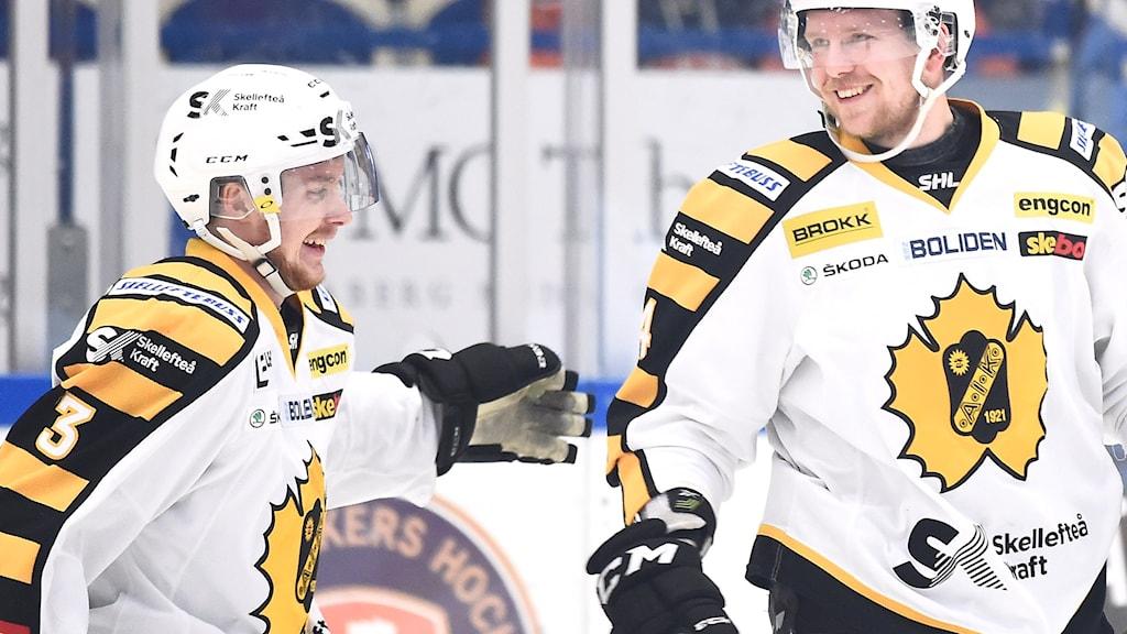 Skellefteå AIK är klart för sin sjätte raka SM-final.