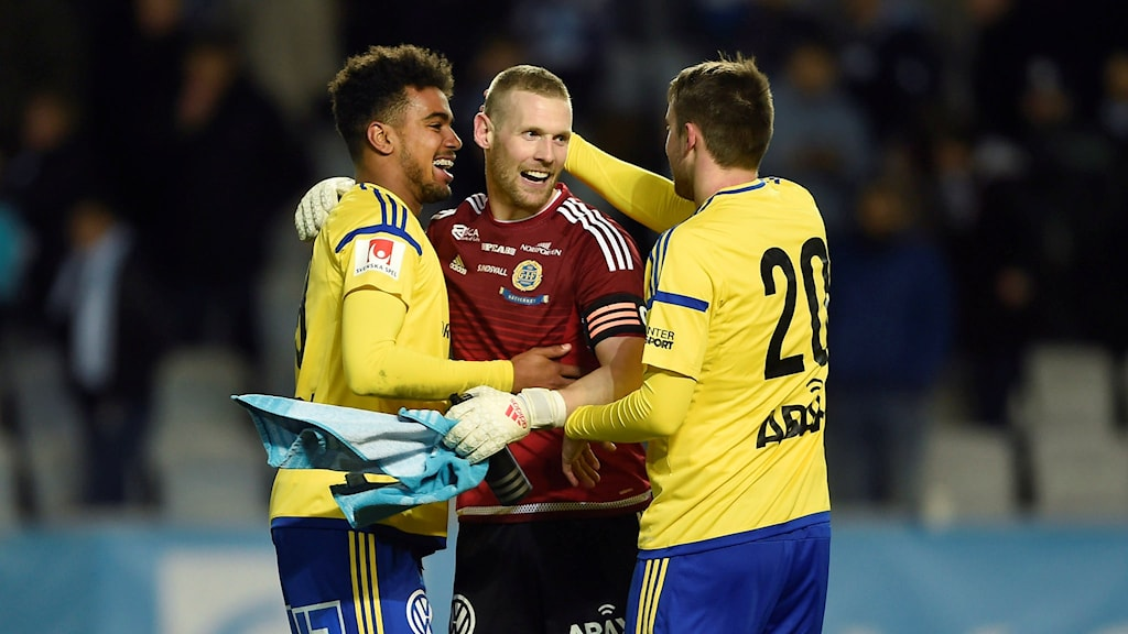 Sundsvall besegrade Malmö.