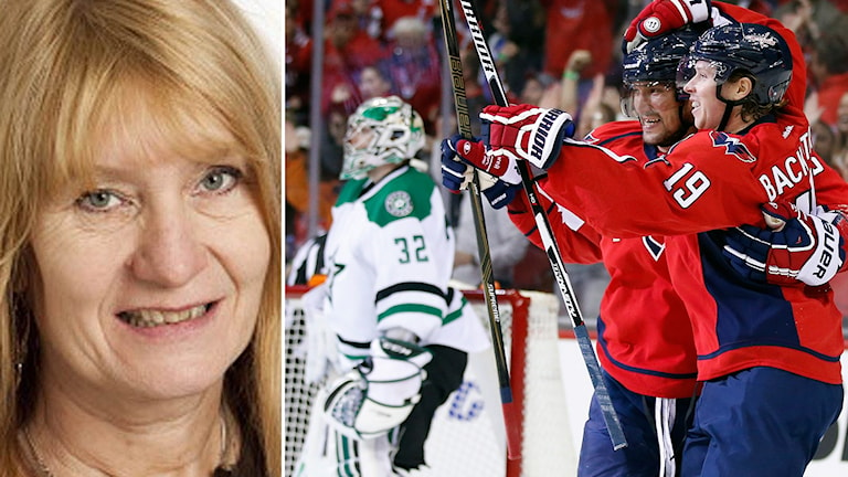NHL-reportern Annika Greder Duncan tror på en Stanley cup-final mellan Washington och Dallas.