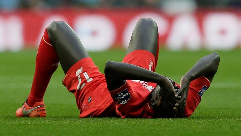 Arkivbild. Mamadou Sakho, Liverpool. Foto: Tim Ireland/AP photo