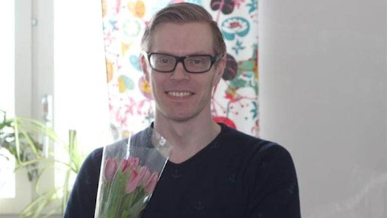 Årets stjärnskott Anders Bäckman