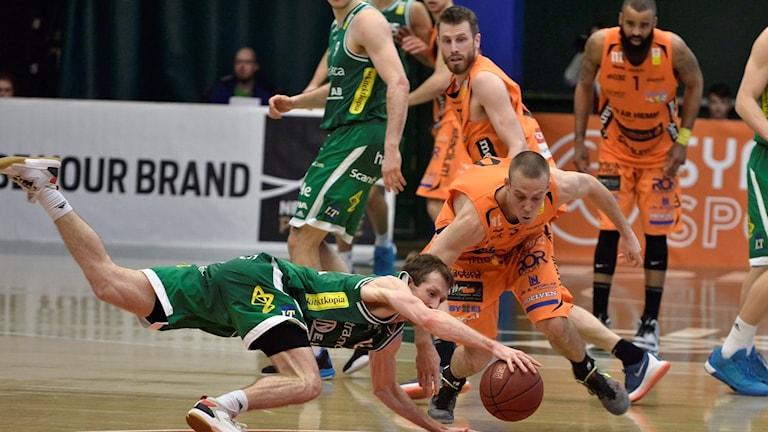 Södertälje vann även den tredje SM-finalen mot Norrköping.