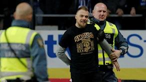 Frölundaspelaren Mats Rosseli Olsen.
