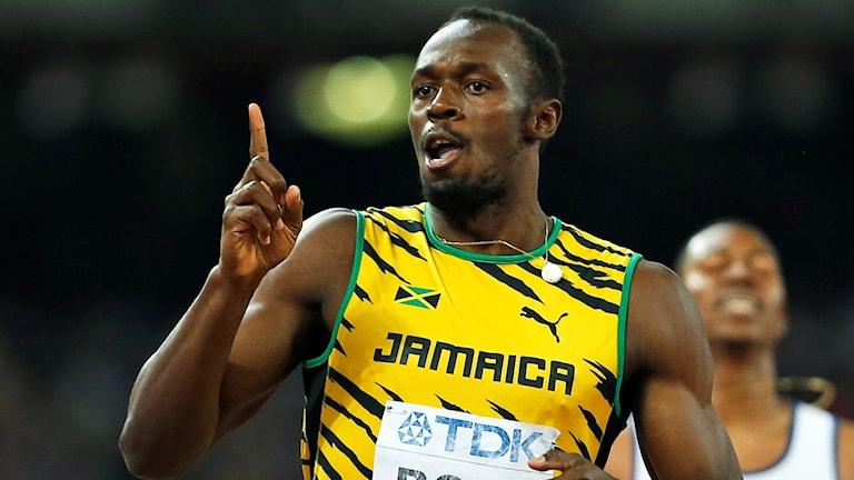 Usain Bolt kommer inte till Stockholm.