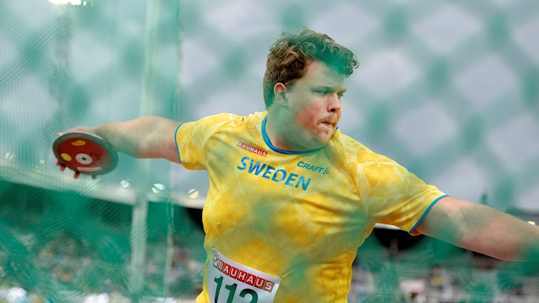 Daniel Ståhl, arkivbild.