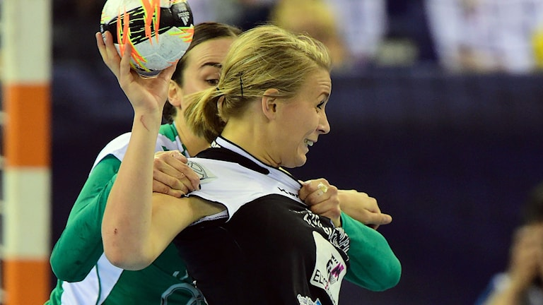 Isabella Gulldéns Bukarest är Champions league-mästare efter finalseger mot Györ.