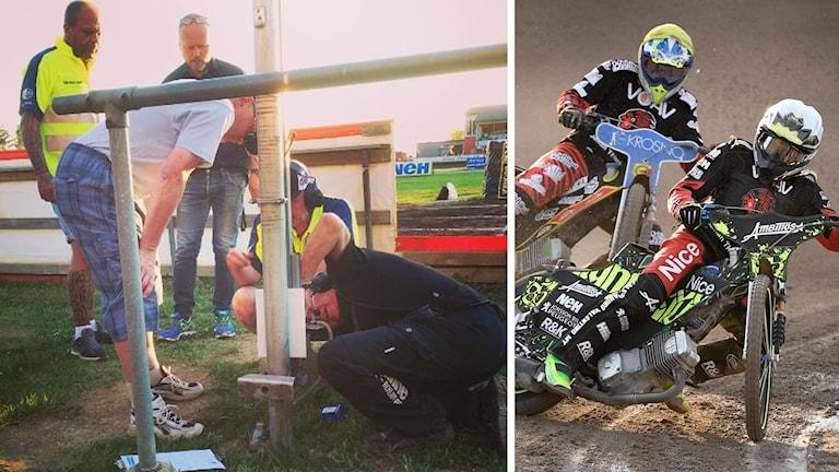 Foto: Mats Dahlberg och TT