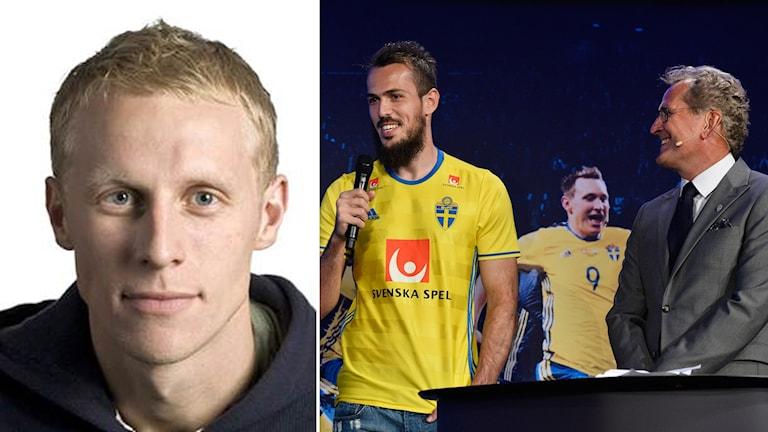 Henriksson om EM-truppen.