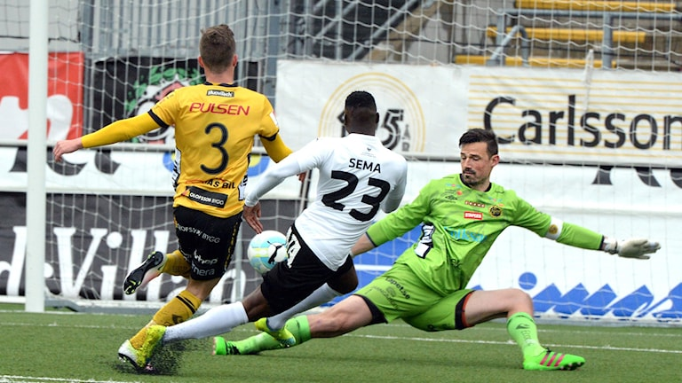 Örebro vann.