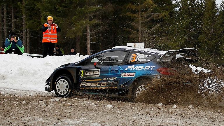 Rally Sweden, andra deltävlingen i rally-VM 2019.