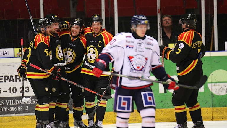 Brynäs besegrade Linköping.