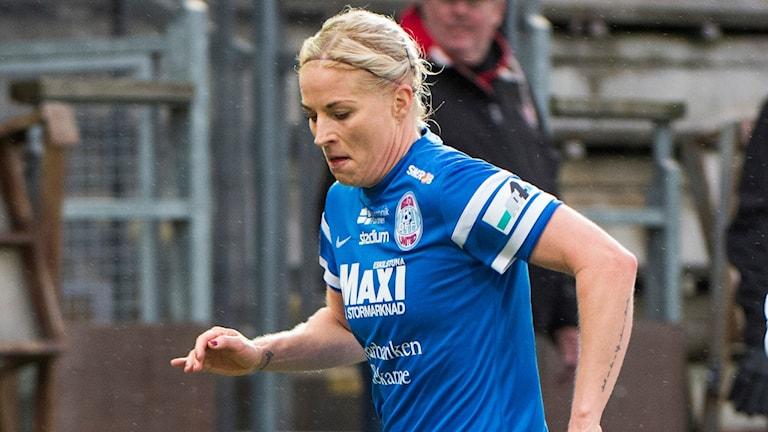 Annica Svensson.