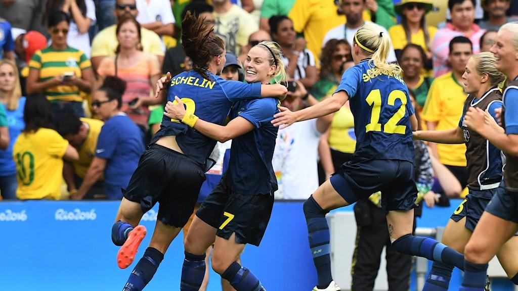 Sverige till OS-final.