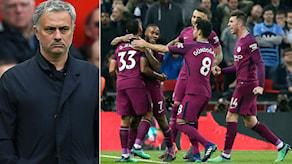 Manchester City mästare i kavaj