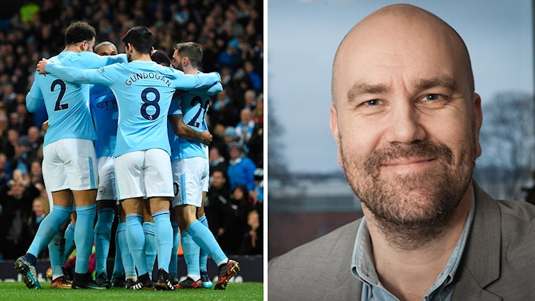 Manchester City och Claes Aronsson.