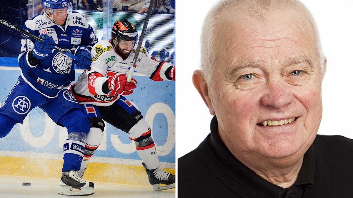 I kväll (torsdag 12 januari) möts Örebro och Leksand i ett viktigt bottenmöte. Radiosportens expert L-G Jansson tror att Örebro kommer undvika kvalspel i vår.