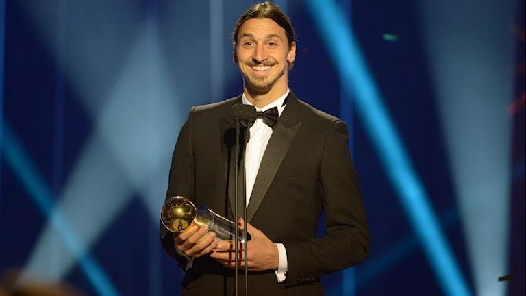 Blir det ännu en guldboll till Zlatan Ibrahimovic?