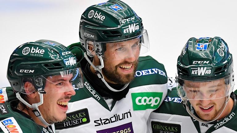 Dick Axelsson i Färjestad.
