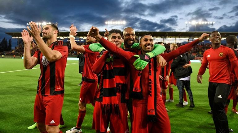 Östersunds FK gruppspelslottning