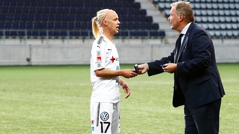Karl-Erik Nilsson tror att Caroline Segers utspel grundar sig i ett missförstånd.