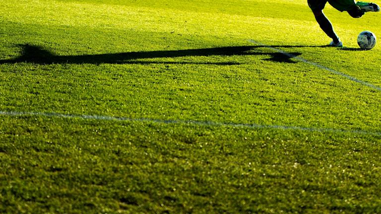 fotboll, genrebild
