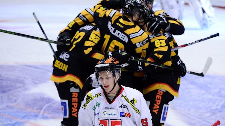 Skellefteå besegrade Örebro.