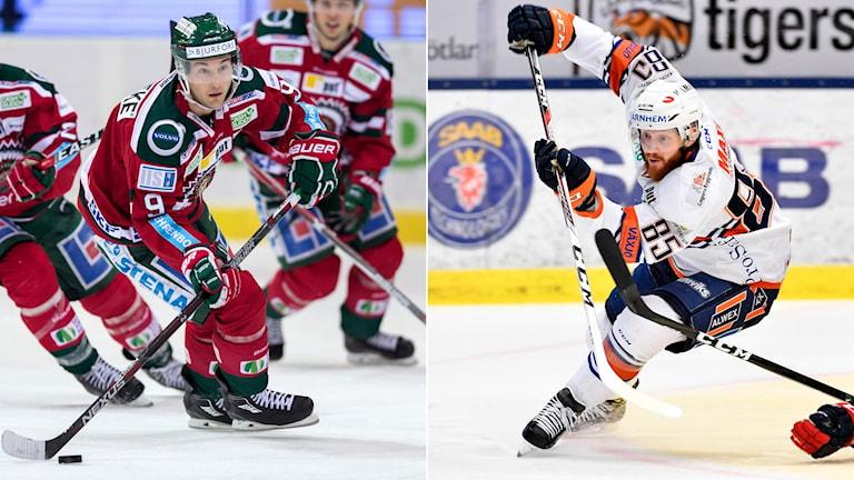 Frölunda och Växjö i CHL-semifinal.