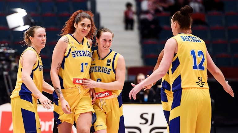 Sverige kommer att spela sina gruppspelsmatcher i Riga.