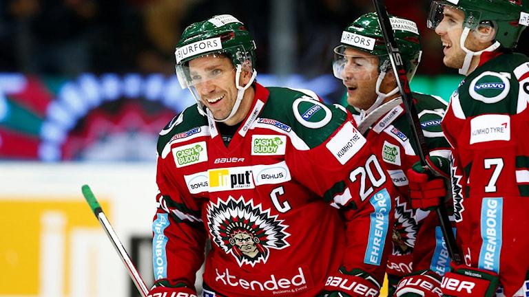 Frölunda slog Luleå med 4–0.