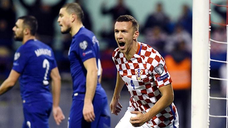 Kroatien tog ett stort kliv mot VM.