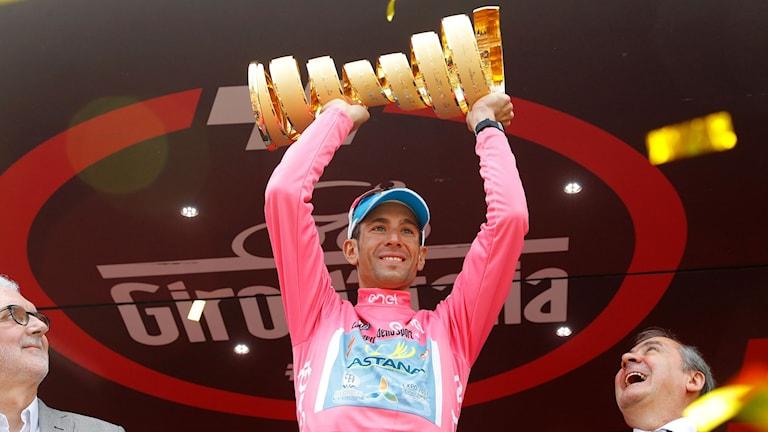 Vincenzo Nibali vann årets Giro d'Italia.