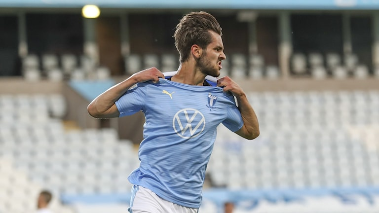 Malmö med åttonde raka segern.