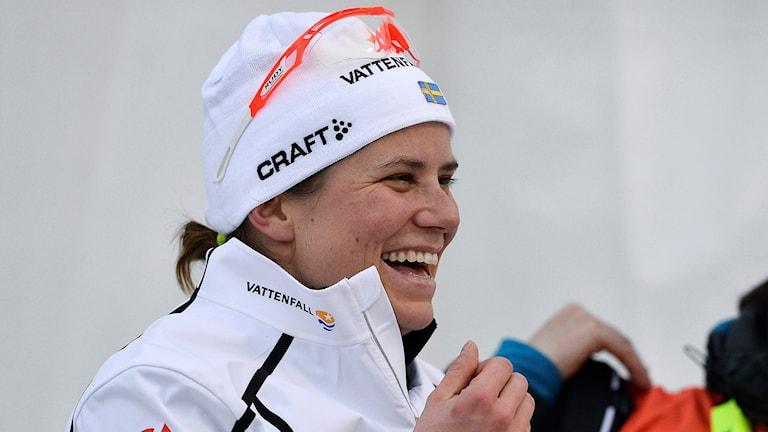 Ida Ingemarsdotter kom femma i Ruka förra året.
