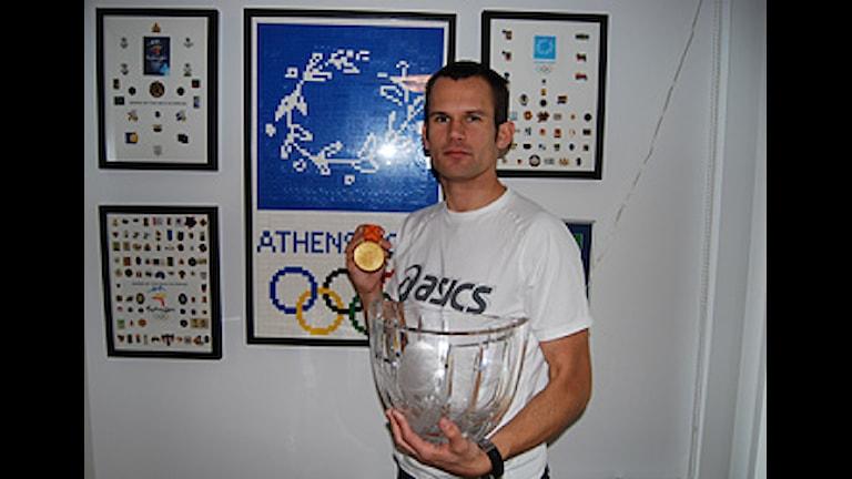 Stefan Holm. Foto: Rober Tennisberg