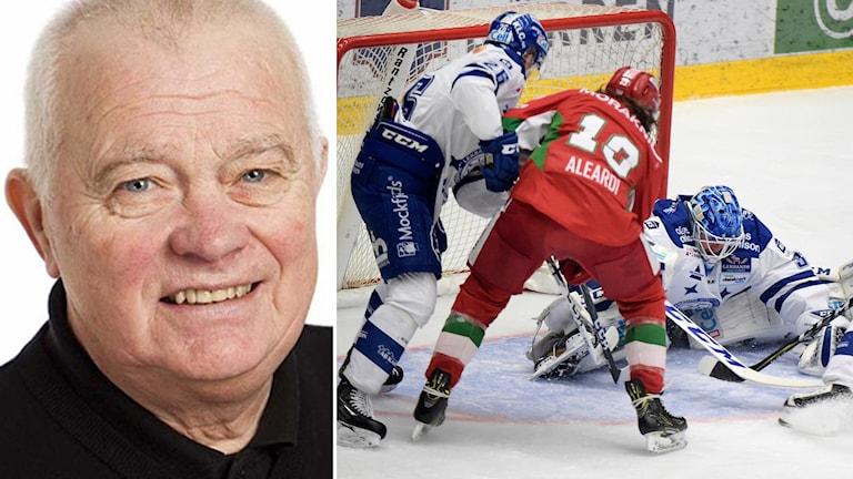 Lars-Gunnar Jansson. Foto: SR och TT