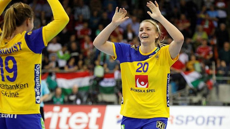 Isabelle Gulldén flyttar till Frankrike.